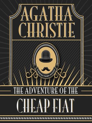 cover image of The Adventure of the Cheap Fiat
