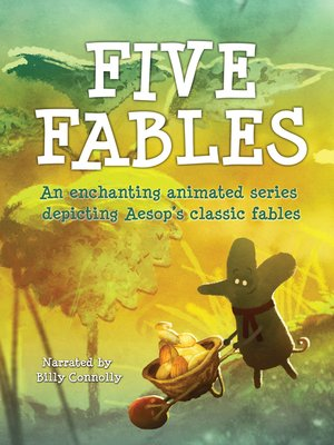 cover image of Five Fables