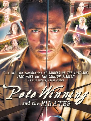 cover image of Pete Winning and the Pirates