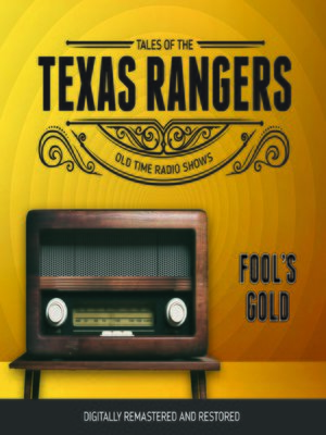 cover image of Tales of Texas Rangers: Fool's Gold
