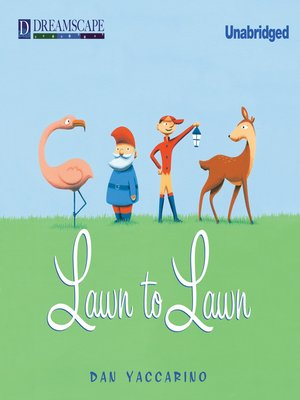 cover image of Lawn to Lawn