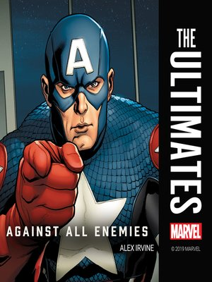 cover image of The Ultimates: Against All Enemies
