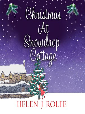 cover image of Christmas at Snowdrop Cottage