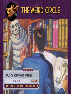 cover image of The Weird Circle, Volume 1