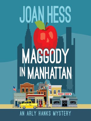 cover image of Maggody in Manhattan