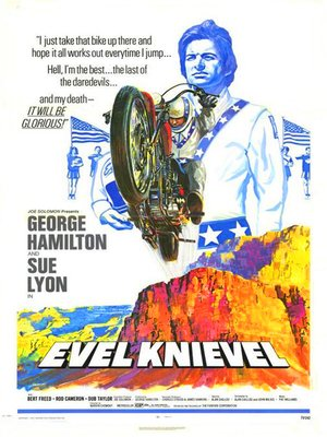 cover image of Evel Knievel