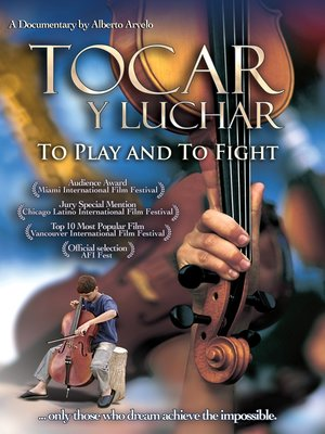 cover image of Tocar Y Luchar