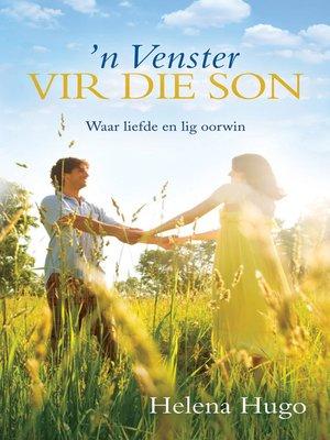 cover image of n Venster vir die son