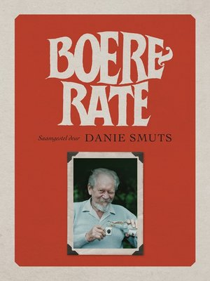 cover image of Boererate