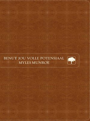 cover image of Benut jou volle potensiaal