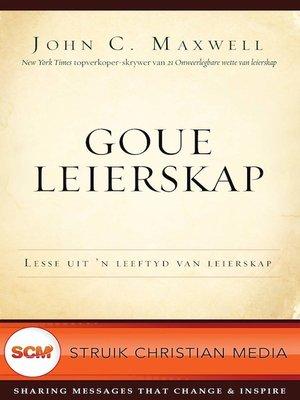 cover image of Goue Leierskap