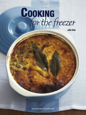 cover image of Cooking for the Freezer