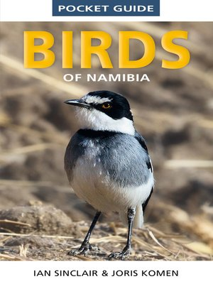 cover image of Pocket Guide to Birds of Namibia