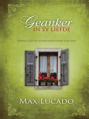 cover image of Geanker in sy liefde