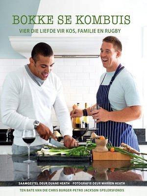cover image of Bokke se Kombuis
