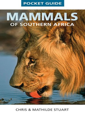 cover image of Pocket Guide Mammals of Southern Africa