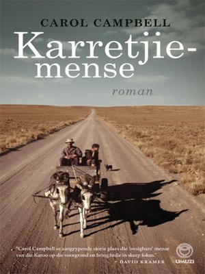 cover image of Karretjiemense