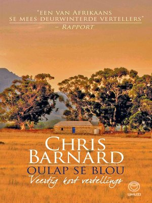 cover image of Oulap Se Blou