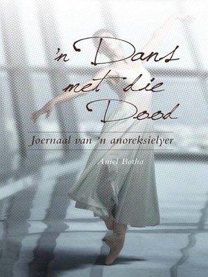 cover image of n Dans met die Dood