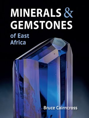 cover image of Minerals & Gemstones of East Africa