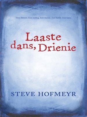 cover image of Laaste dans, Drienie