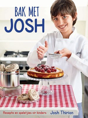 cover image of Bak met Josh