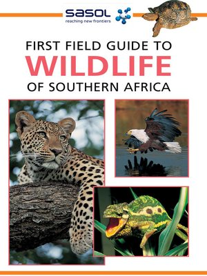 cover image of First Field Guide to Wildlife of Southern Africa