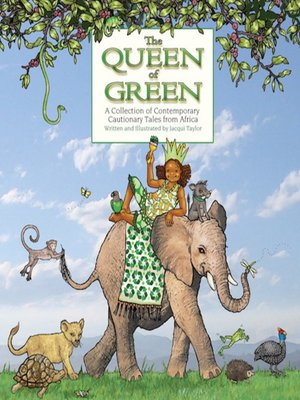 cover image of The Queen of Green
