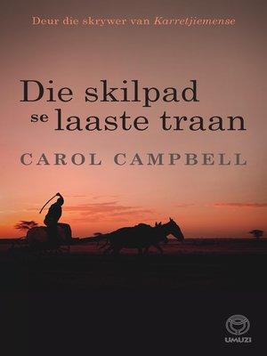 cover image of Die skilpad se laaste traan