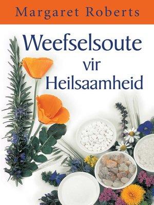 cover image of Weefselsoute vir Heilsaamheid
