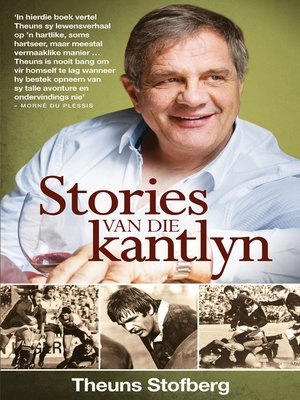 cover image of Stories van die kantlyn