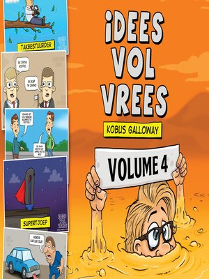 cover image of Idees Vol Vrees Volume 4