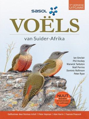 cover image of Sasol Voëls van Suider-Afrika