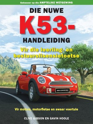 cover image of Die Nuwe K53 Handleiding