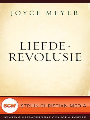 cover image of Liefde revolusie