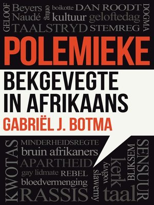 cover image of Polemieke