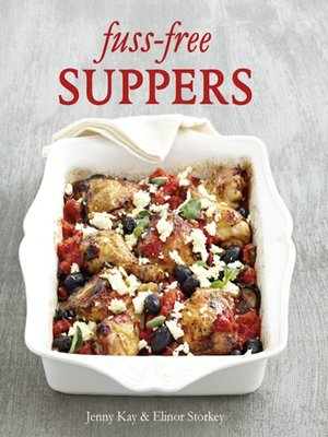 cover image of Fuss-free Suppers