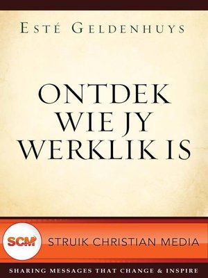 cover image of Ontdek wie jy werklik is