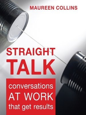 cover image of Straight Talk