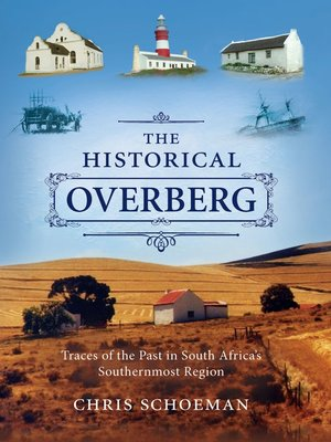 cover image of The Historical Overberg