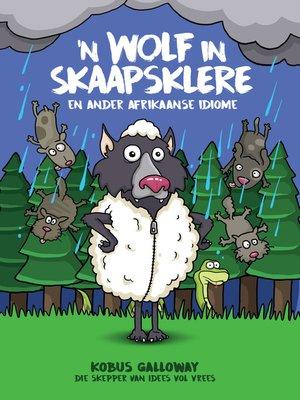 cover image of 'n Wolf in skaapsklere