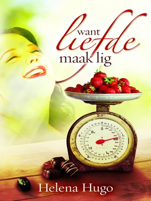cover image of Want liefde maak lig