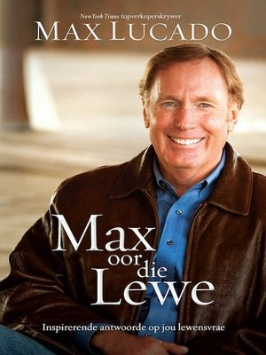 cover image of Max oor die lewe