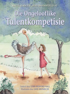 cover image of Die Ongelooflike Talentkompetisie
