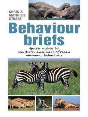 cover image of Behaviour Briefs
