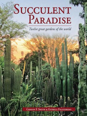 cover image of Succulent Paradise