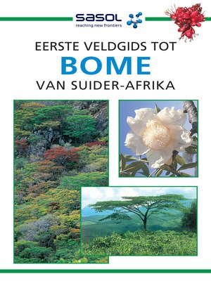 cover image of Eerste Veldgids tot Bome van Suider-Afrika