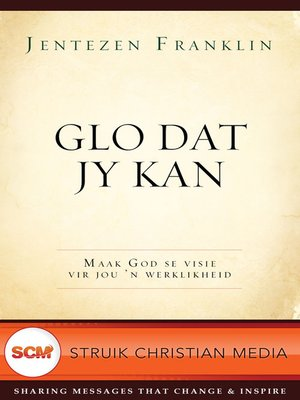 cover image of Glo dat jy Kan