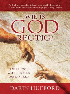 cover image of Wie is God regtig?