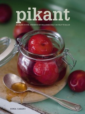 cover image of Pikant